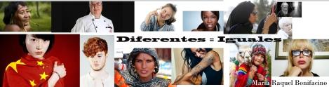 diferentes iguales